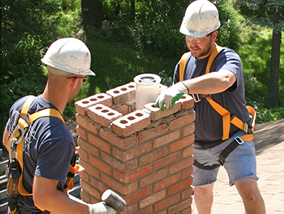 Chimney Repair Downriver Michigan The Downriver Roofing